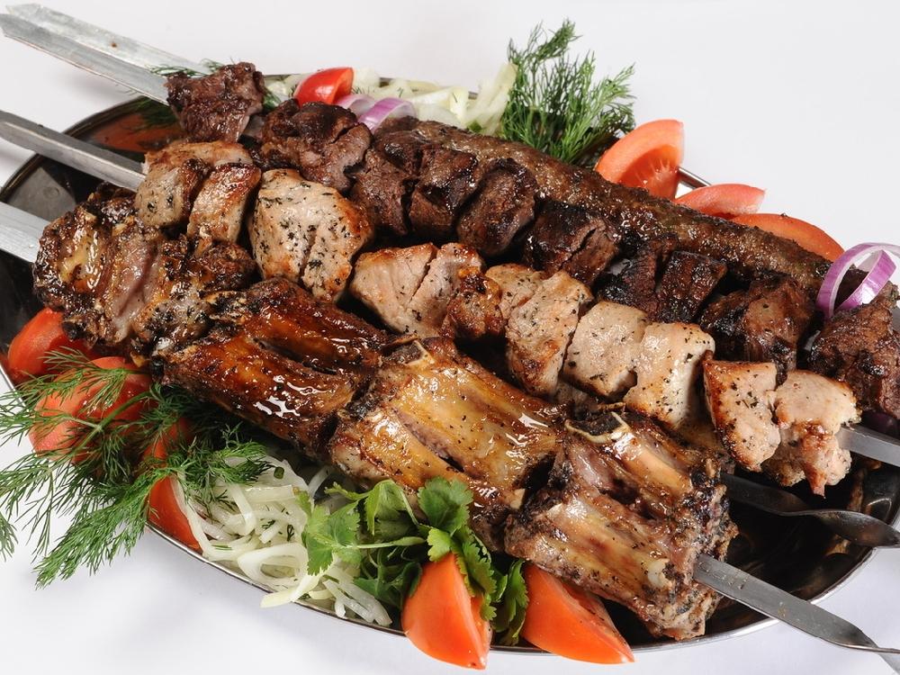 Старинный татарский рецепт для жарки мяса