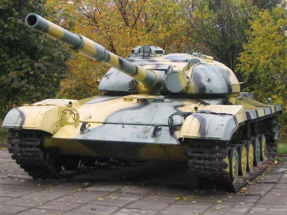 Средний танк Т-64