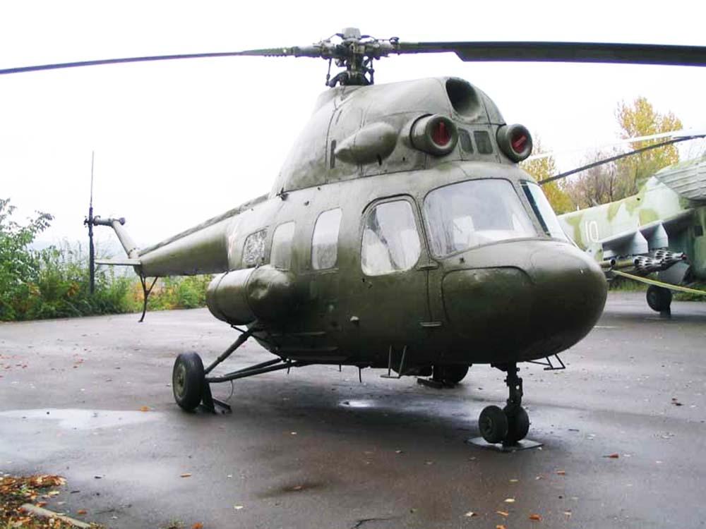 Летно-технические характеристики Ми-2