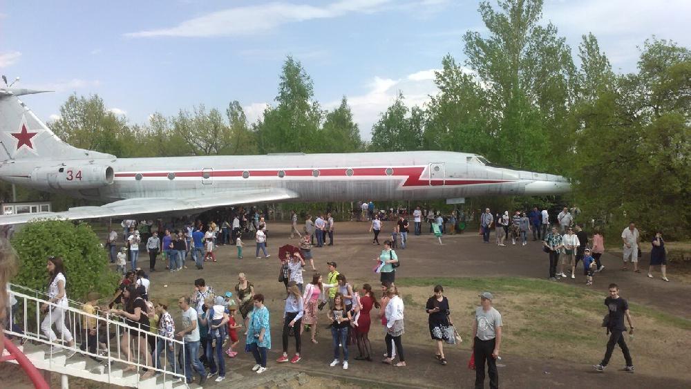 Учебно-боевой самолёт Ту-134 УБЛ