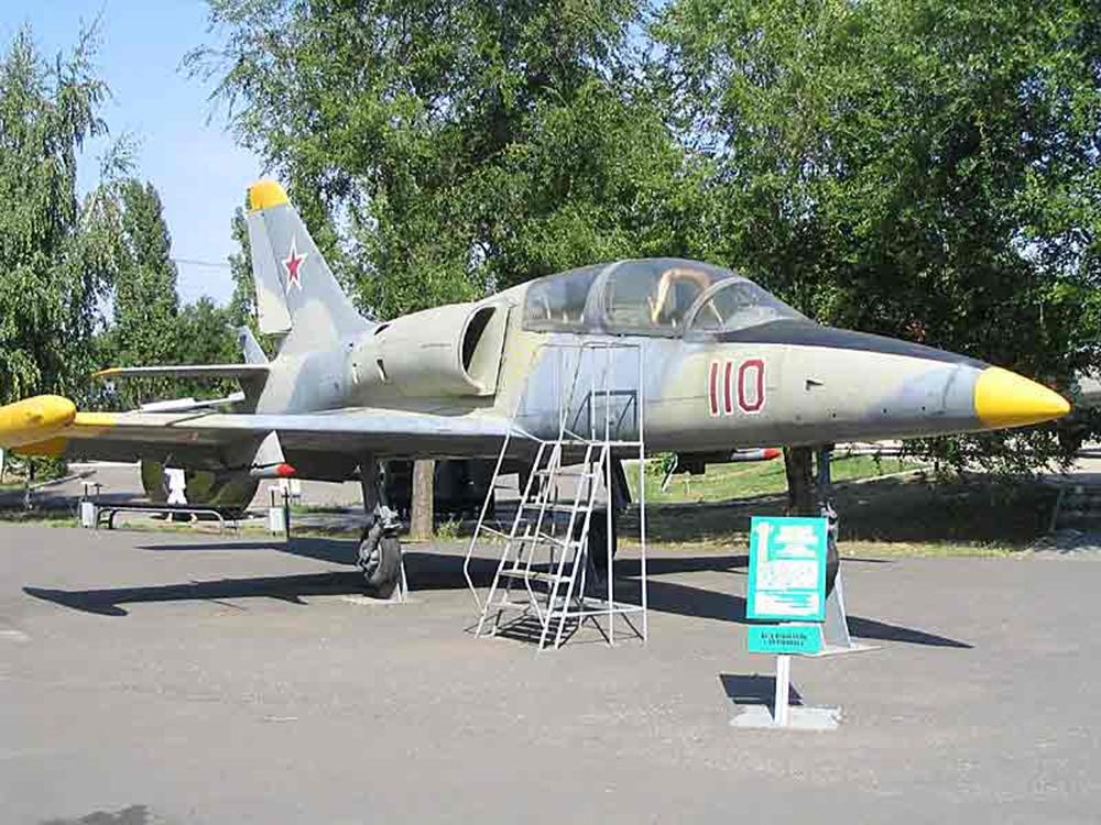 Учебно-тренировочный самолет Л-39 «Альбатрос»
