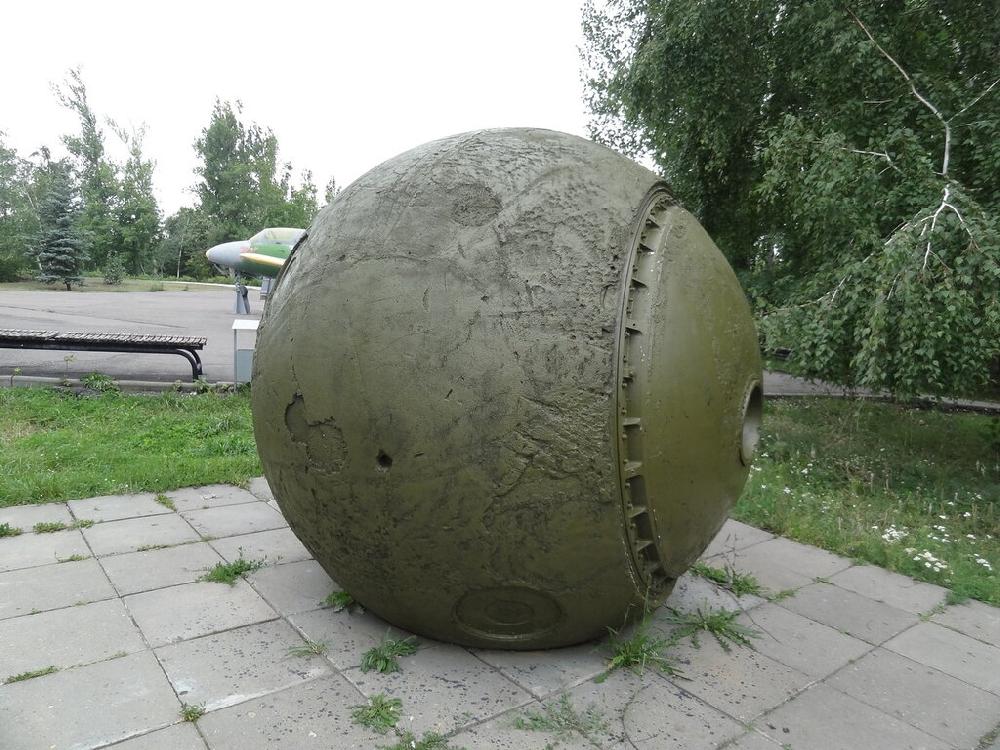 Спускаемый аппарат космического аппарата «Ресурс-Ф2»