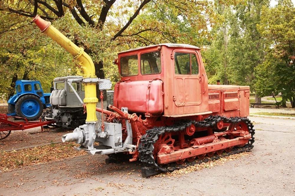 Дождевальная машина ДДН-70