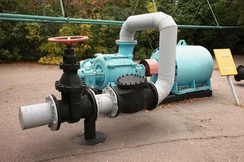 Мелиоративный насосный агрегат «СИГМА» тип 250-CVA-460-32