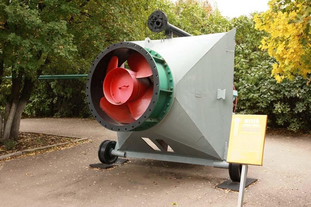 Мелиоративный насосный агрегат ОПВ-20000-12 (капсула)