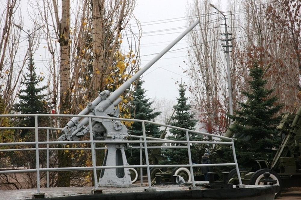 45-мм универсальная пушка 21-КМ