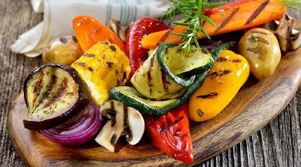 Овощное ассорти-гриль