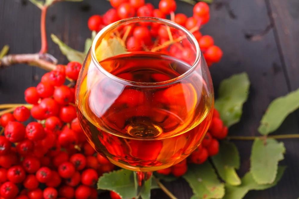 Рябиновое вино