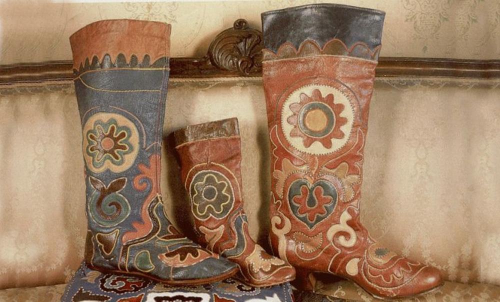 Кожевенное ремесло в  России