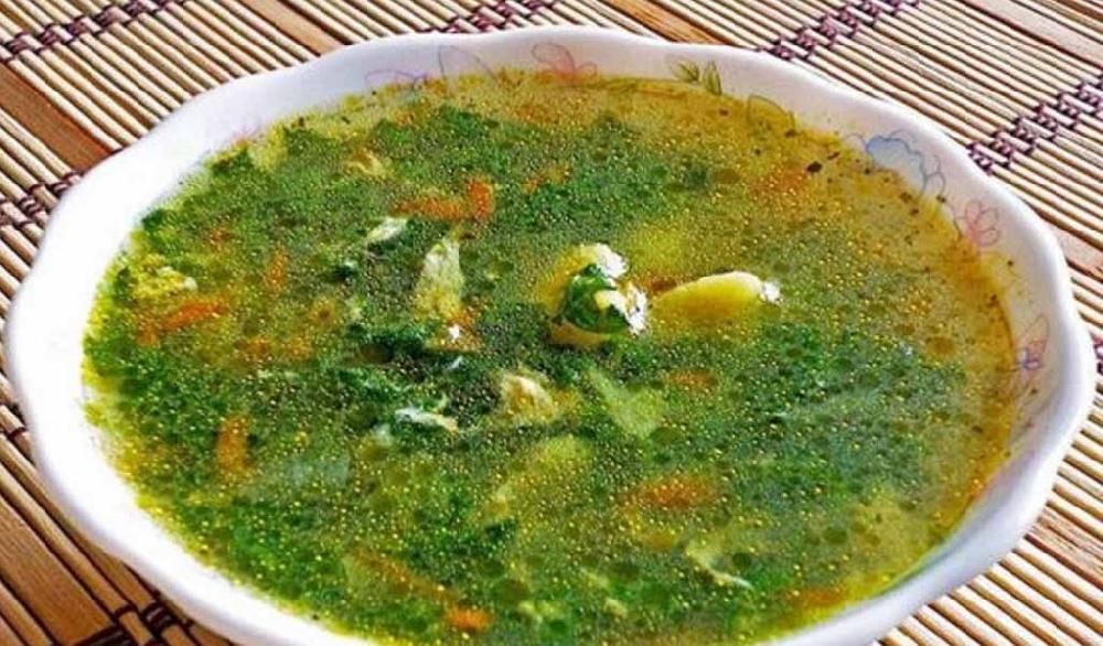 Супы с таволгой