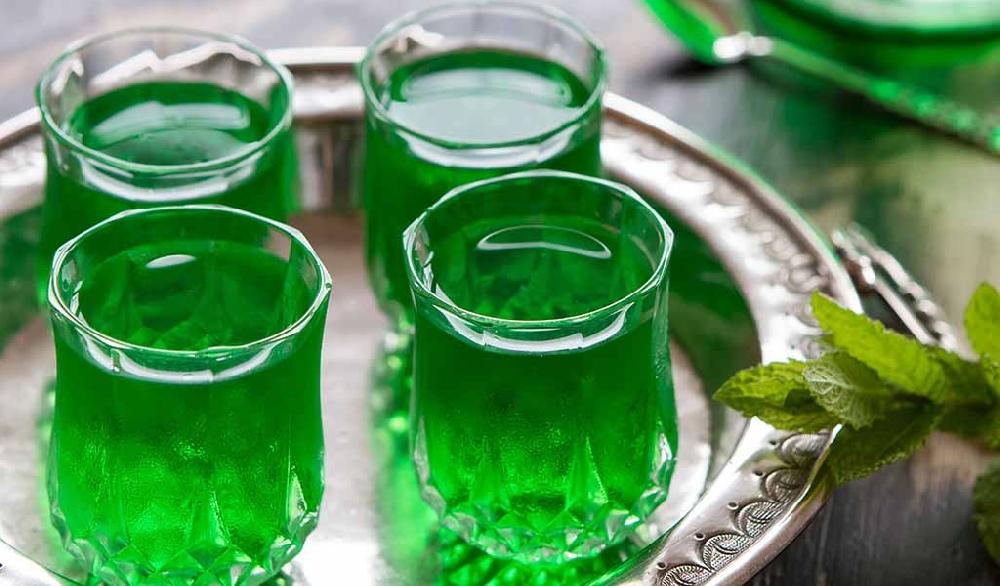 Напитки из кислицы