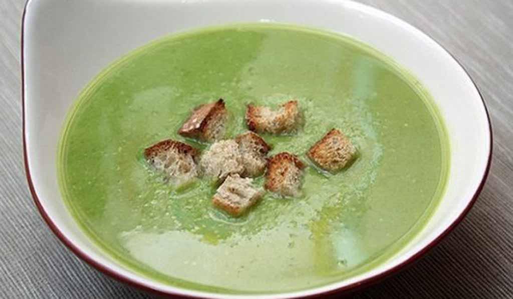 Супы с кислицей