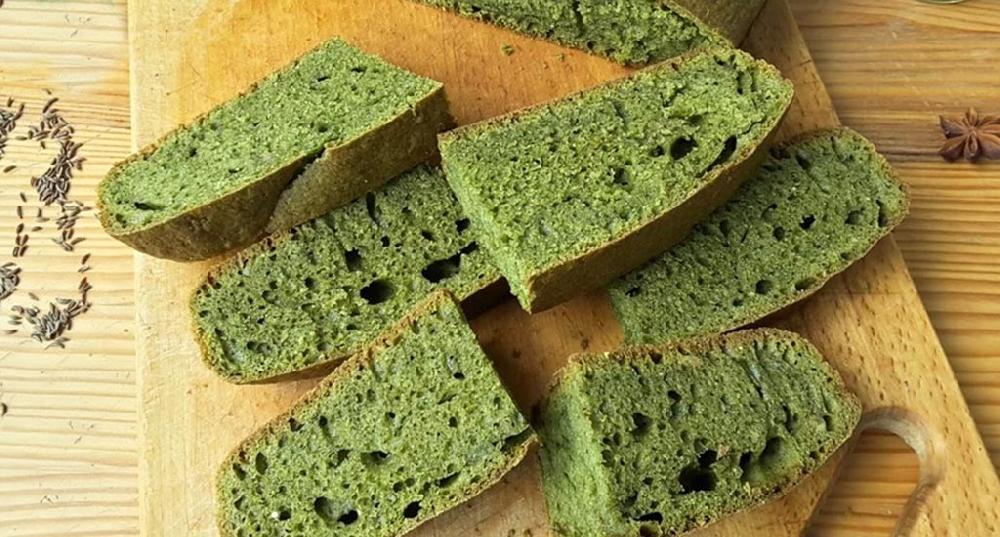Хлеб с семенами подорожника