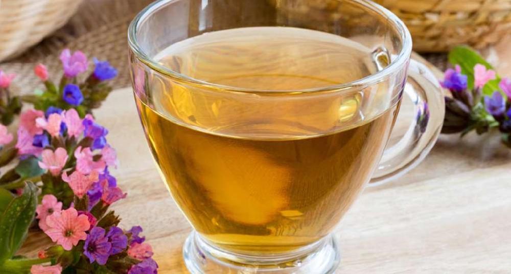Чай из медуницы