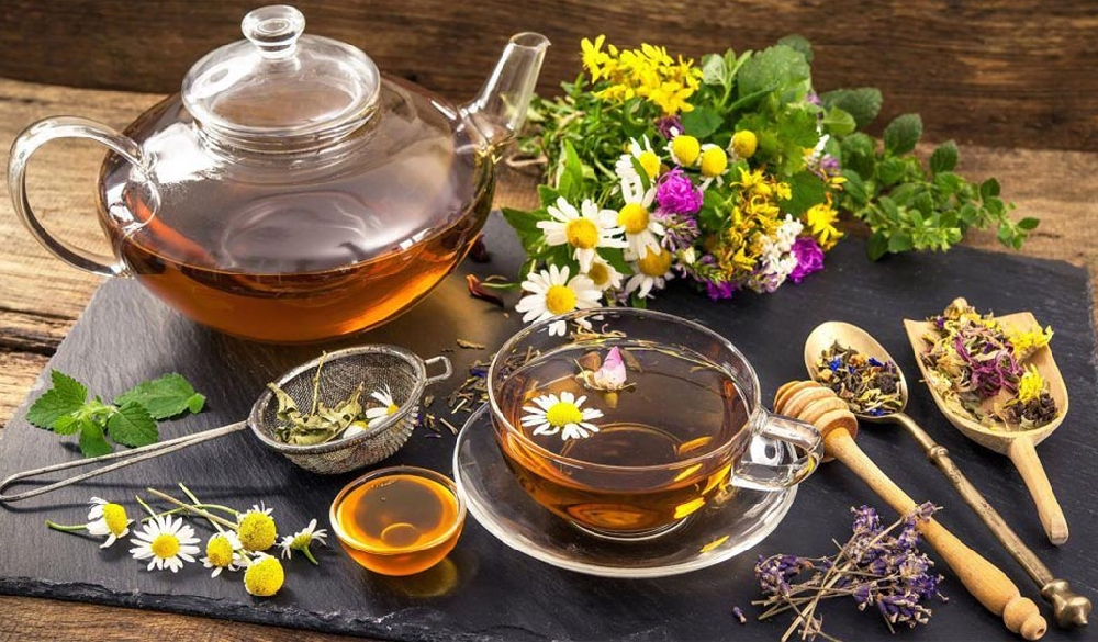 Чай и напар