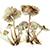 Опенок луговой (Marasmius oreades)