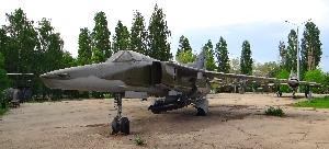 Истребитель-бомбардировщик МиГ-27М