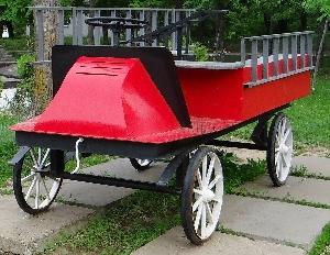 Пожарный автомобиль «Фрезе»