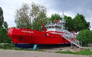 Пожарный корабль «Сторожевой»