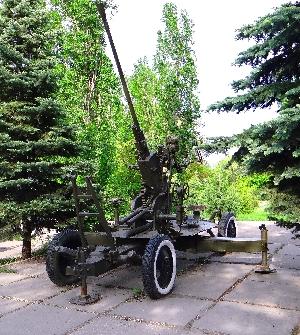 37-мм автоматическая зенитная пушка 61-К (обр.1939)