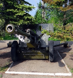76,2-мм дивизионная пушка ЗИС-3 (обр. 1942)