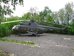 Военно-транспортный вертолёт Ми-8Т