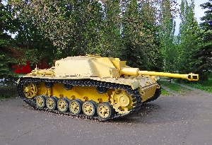 Самоходное штурмовое орудие StuG III Ausf. G