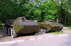 Бронетранспортёр БТР-80
