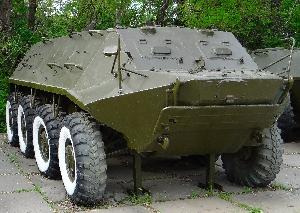 Бронетранспортёр БТР-60ПА