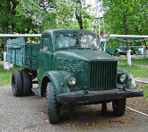 Грузовой автомобиль ГАЗ-51А