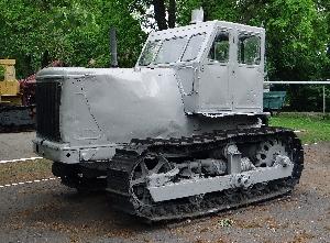 Трактор С-100