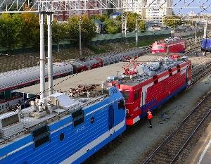 На вокзале Саратов-1