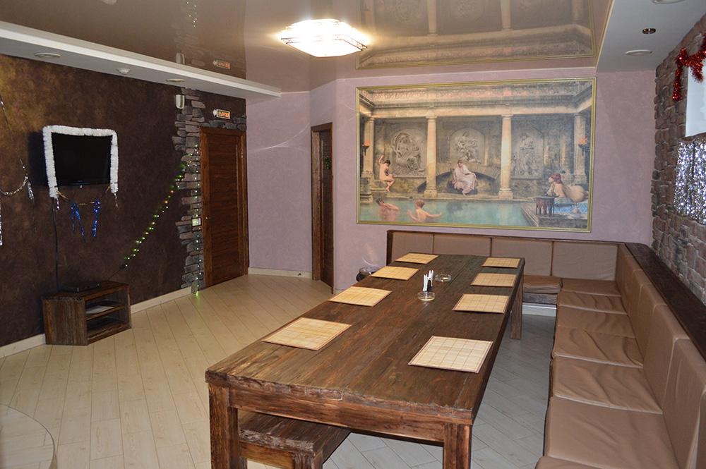 Банно-гостиничный комплекс «Пар HOUSE»