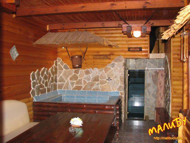 Клуб-сауна «Малибу»