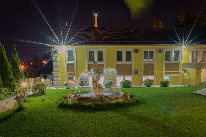 Парк-отель «Журавли»
