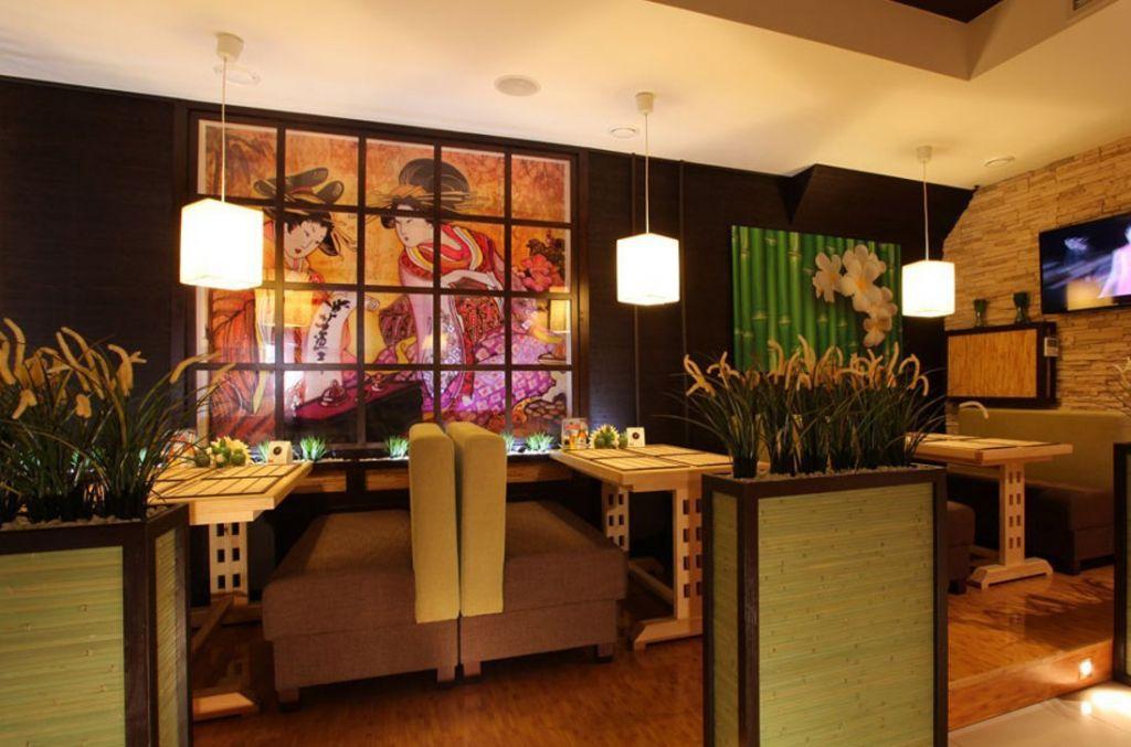 Суши-бары «Саюри»