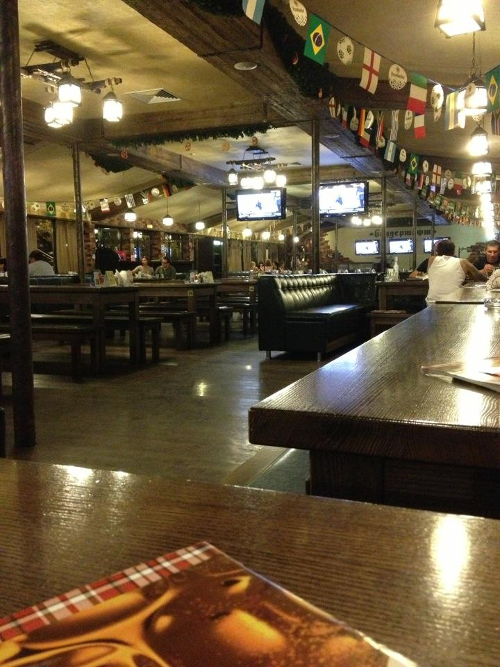 Пивные рестораны «Брудершафт»