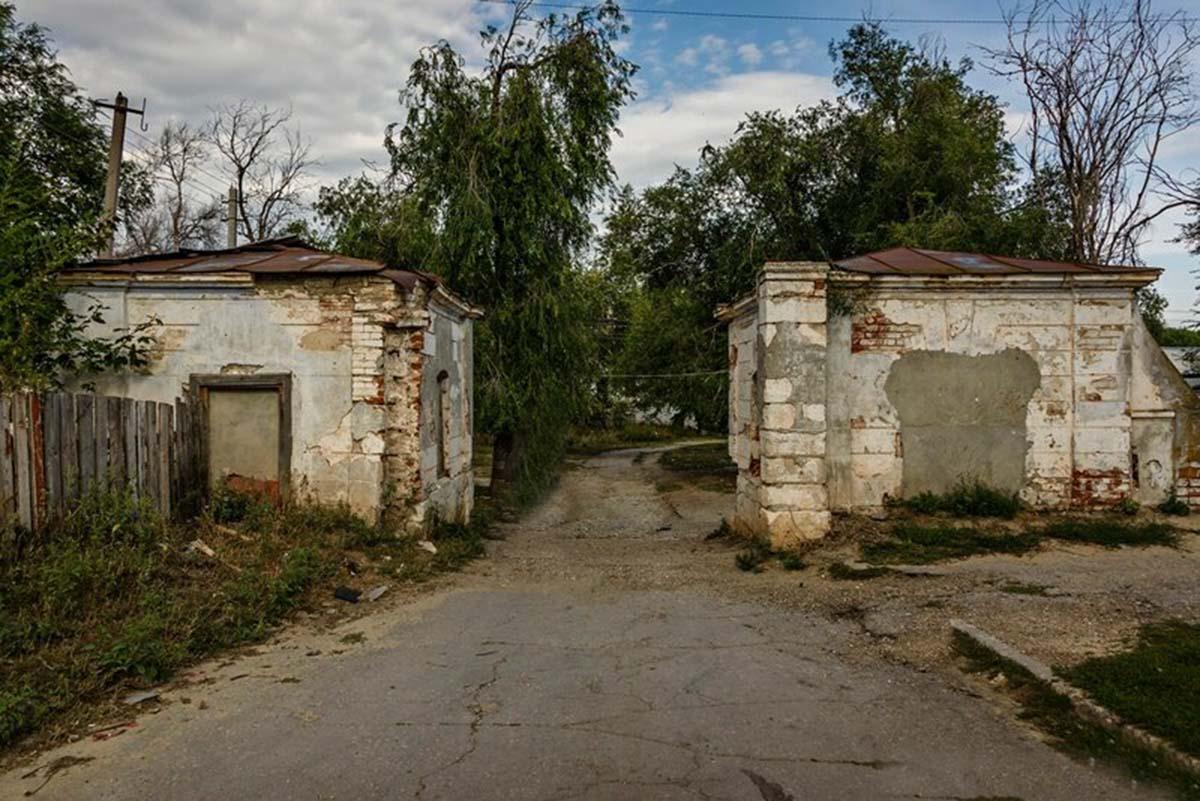 Усадьба графа В. П. Орлова-Давыдова