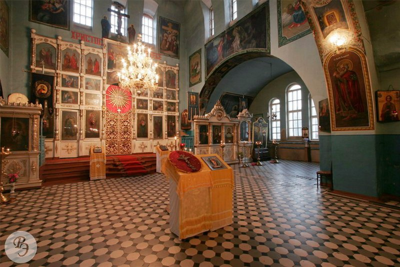Александро-Невская соборная церковь