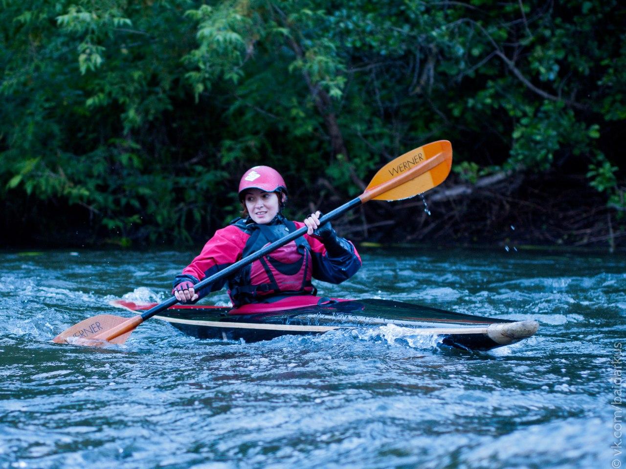 Фестиваль водного туризма