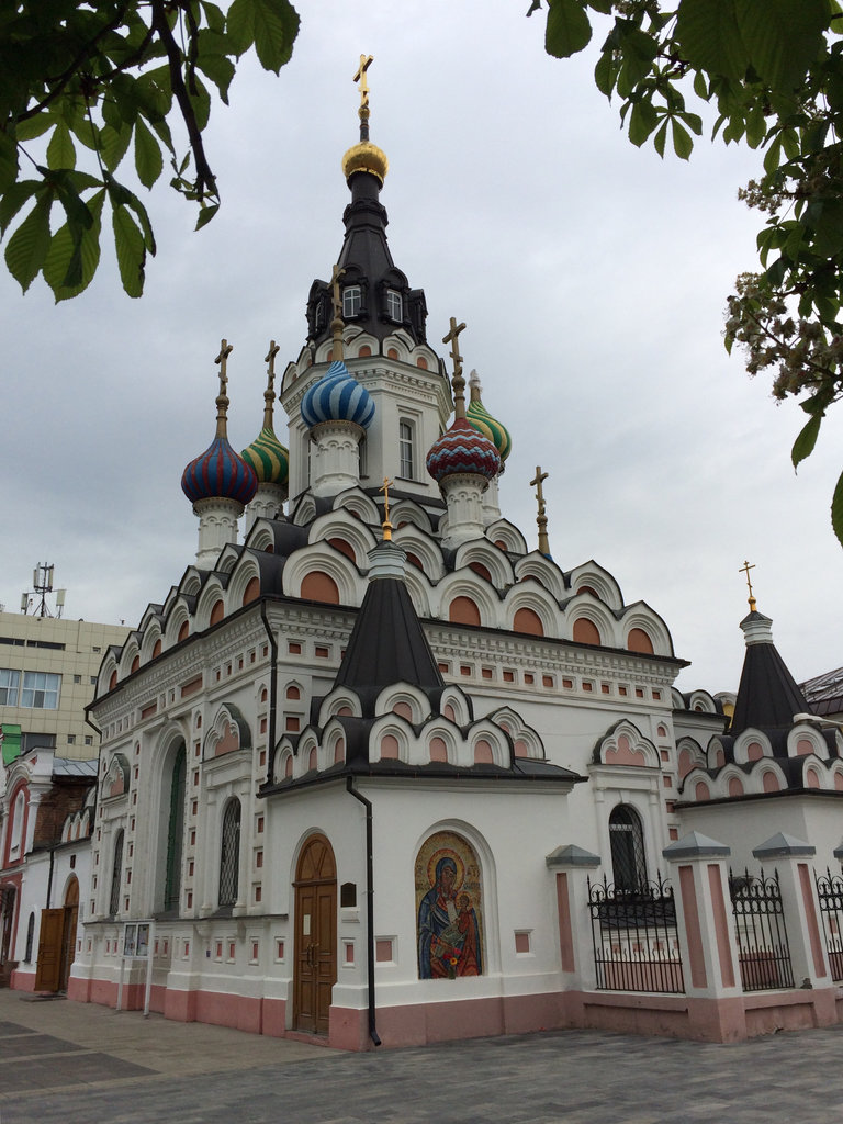 Храм в честь иконы Божией Матери Утоли мои печали