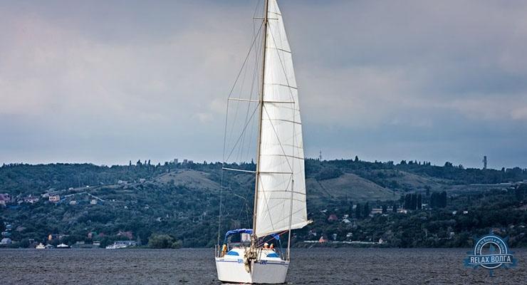 Парусная яхта «Новая»