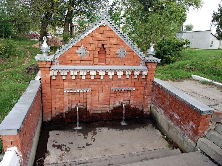 Природный комплекс «Нарсудовский родник».