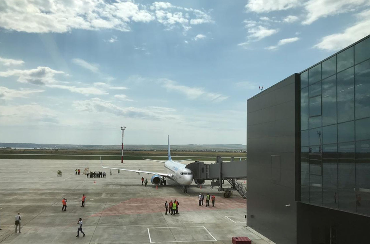 """Международный аэропорт """"Гагарин"""""""