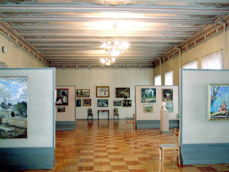 Вольская картинная галерея
