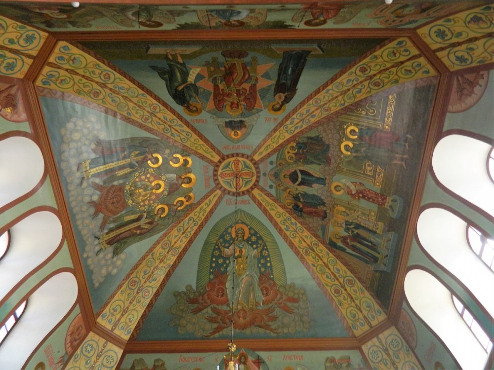 Храм Воздвижения Честного и Животворящего Креста Господня