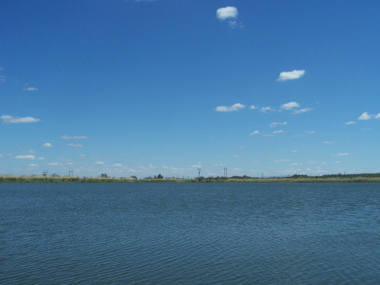 Клещевский пруд