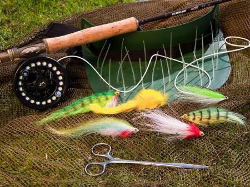 Рыбалка нахлыстом