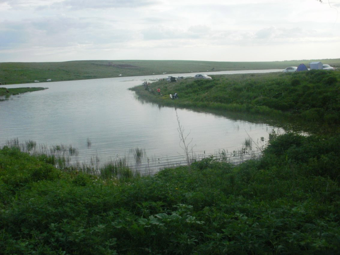 Серебрековский пруд (Больше-Ивановский)