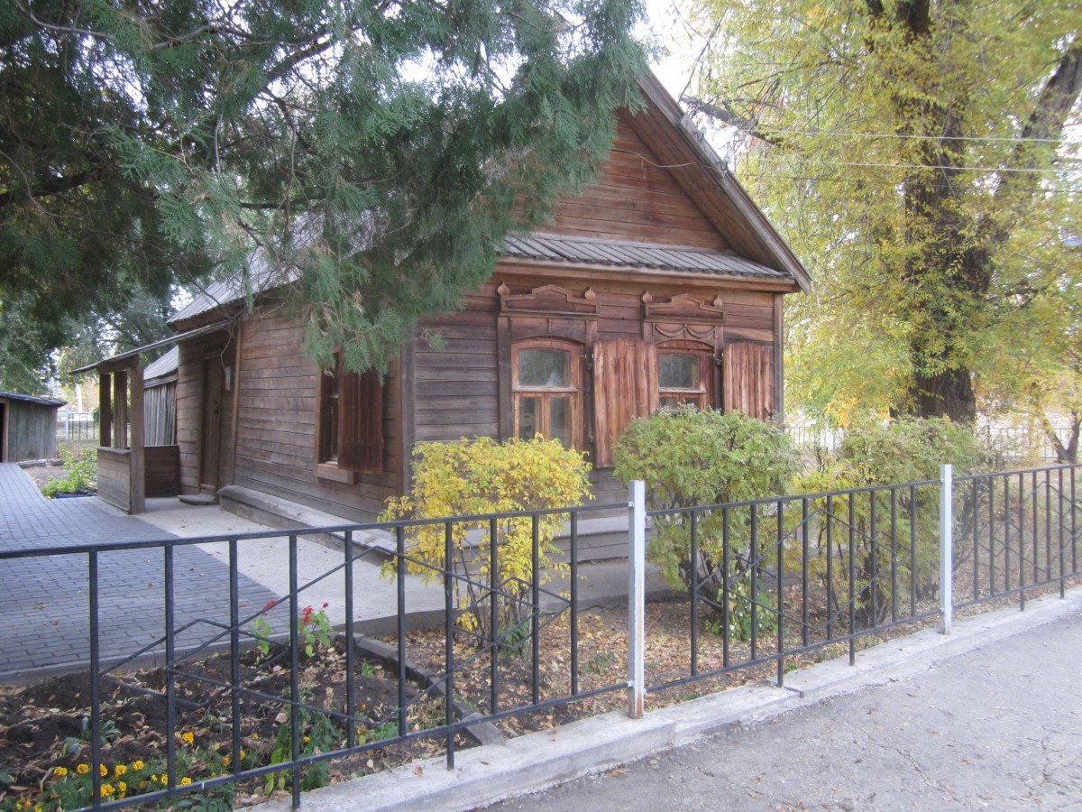 Дом-музей Василия Ивановича Чапаева